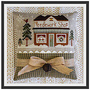 Needlework Shop - Cross Stitch Pattern