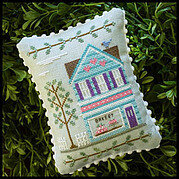 Main Street Bakery - Cross Stitch Pattern