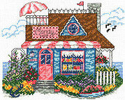 Candy Shop - Cross Stitch Pattern