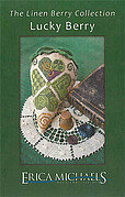 Lucky Berry - LINEN Berry - Cross Stitch Pattern