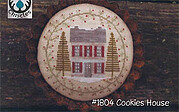 Cookies House - Cross Stitch Pattern