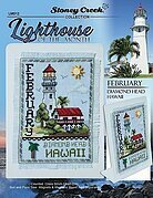 Lighthouse of the Month - February - Cross Stitch Pattern