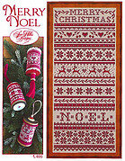 Merry Noel - Cross Stitch Pattern