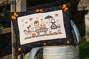 Historie De Mouton 2 - Sheep Story 2 - Cross Stitch Pattern
