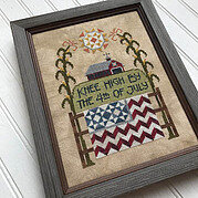 Knee High - Cross Stitch Pattern