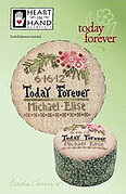 Today Forever - Cross Stitch Pattern
