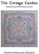 Cottage Garden - Cross Stitch Pattern