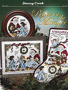 Peace in the Manger - Cross Stitch Pattern