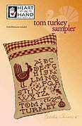 Tom Turkey Sampler - Cross Stitch Pattern