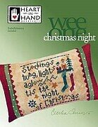 Christmas Night - Cross Stitch Pattern