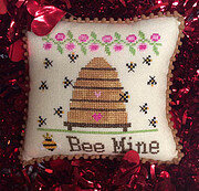 Bee Mine - Cross Stitch Pattern
