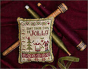 Jolly Soul - Cross Stitch Pattern