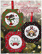 Christmas Ornaments VIII - Cross Stitch Pattern