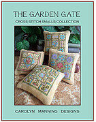Garden Gate, The - Cross Stitch Smalls Collection