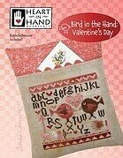 Bird in the Hand - Valentine's Day - Cross Stitch Pattern