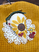 Sunshine Berry (LINEN) - Cross Stitch Pattern
