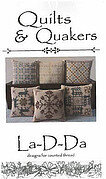 Quilts & Quakers - Cross Stitch Pattern