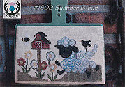Summer is Fun - Cross Stitch Pattern