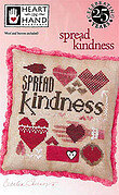 Spread Kindness - Cross Stitch Pattern