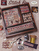 Stitch Box - Love to Stitch - Cross Stitch Pattern