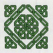 Celtic Knot - Cross Stitch Pattern