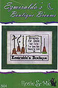 Ezmiralda's Boutique - Cross Stitch Pattern