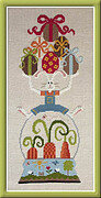 Vivement Paques - Cross Stitch Pattern