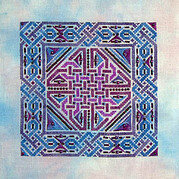 Mini Celtic #1 - Cross Stitch Pattern