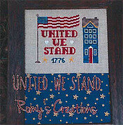 United We Stand - Cross Stitch Pattern