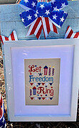 Freedom - Cross Stitch Pattern