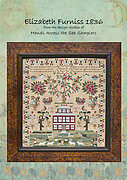 Elizabeth Furniss 1836 - Cross Stitch Pattern