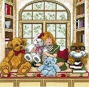 Full of Friends - Cross Stitch Pattern