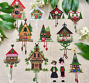 Cucu - Cross Stitch Pattern