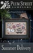 Summer Delivery - Cross Stitch Pattern