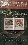 Summer Saltboxes - Cross Stitch Pattern
