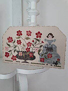 Rosy - Cross Stitch Pattern