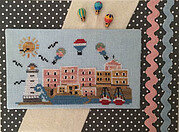 Ventotene - Cross Stitch Pattern