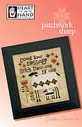 Patchwork Sheep - Cross Stitch Pattern