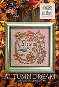 Autumn Dream - Songbird's Garden 11 - Cross Stitch Pattern