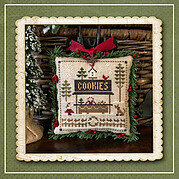 Cookies - Jack Frost's Tree Farm 7 - Cross Stitch Pattern