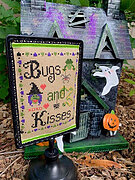 Bugs and Kisses - Cross Stitch Pattern
