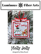 Holly Jolly -  Cross Stitch Pattern