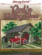 Red's Resting Place - Cross Stitch Pattern