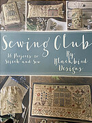 Sewing Club - Cross Stitch Pattern