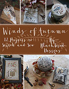 Winds of Autumn (12 Projects) - Cross Stitch Pattern