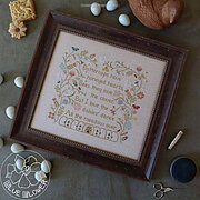 Wildflowers - Cross Stitch Pattern
