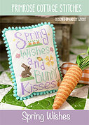 Spring Wishes - Cross Stitch Pattern