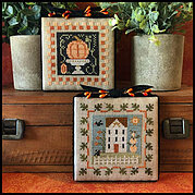 Fall is in the Air 2 - Cross Stitch Pattern