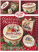 Christmas Morning - Cross Stitch Pattern