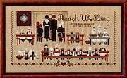 Amish Wedding - Cross Stitch Pattern
